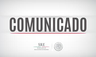 El Gobierno de México lamenta profundamente el fallecimiento de un menor mexicano en California.