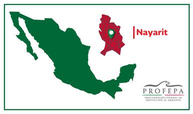 """PROFEPA implementó acciones de inspección y vigilancia en el evento """"Natural Experience"""", en Playa Mal Paso cercana a Sayulita, municipio Bahía de Banderas, Nayarit, a fin de verificar que no exista afectación a la Zona Federal Marítimo Terrestre ZOFEMAT"""