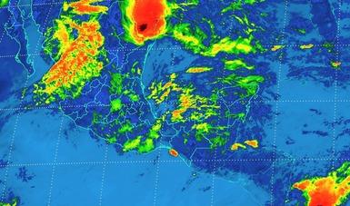 Viento fuerte con rachas mayores a 70 km/h y posibles torbellinos o tornados, se prevén en el norte de Tamaulipas