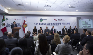 Inauguración del Congreso Nacional de la Asociación de Tribunales y Salas Electorales de la República Mexicana