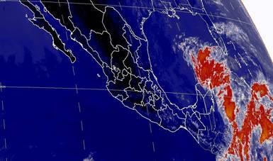 Se prevén tormentas intensas en zonas de Yucatán y Quintana Roo durante las próximas horas.