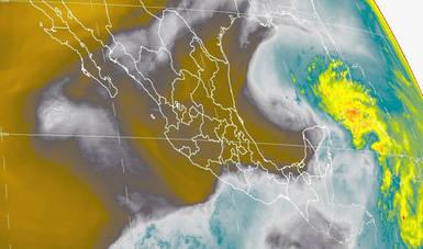 Tormentas fuertes con actividad eléctrica y granizadas, se prevén en Oaxaca, Chiapas, Yucatán y Quintana Roo