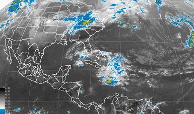 En Oaxaca, Chiapas y Veracruz, hoy se prevén tormentas fuertes.