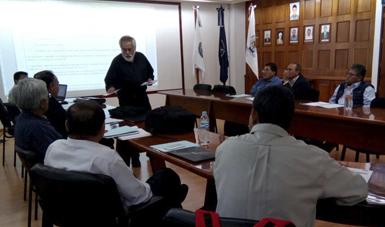 Reunión de Grupo de Apoyo Técnico