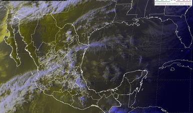 En las próximas horas se prevén tormentas fuertes en zonas de Durango.