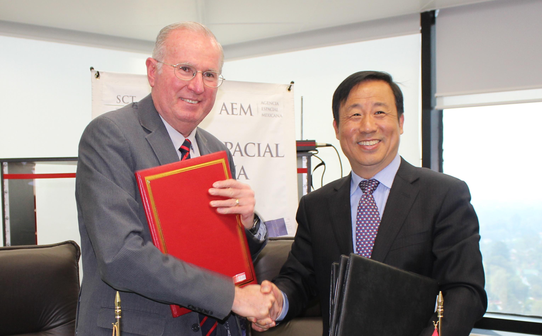 Se integra México a actividades de cooperación internacional Asia-Pacífico en materia espacial
