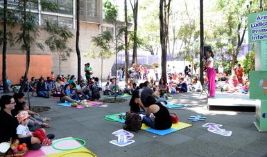 Niños y jóvenes festejan el Día del Niño en el Festival ...