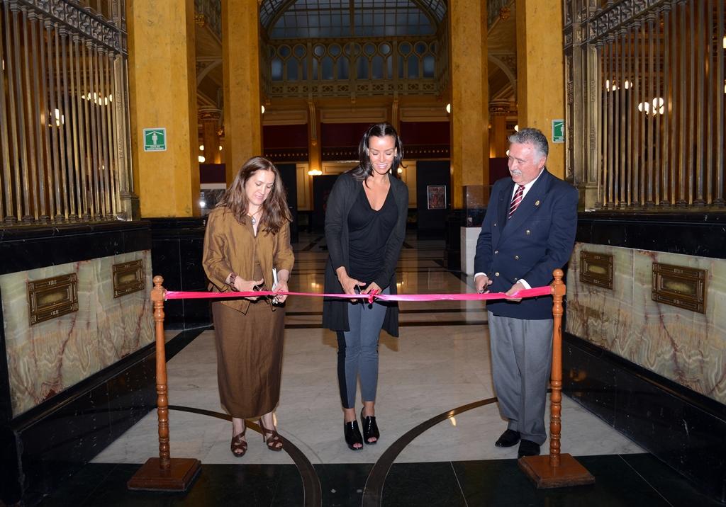 Inauguran en palacio postal exposici n por los 100 a os - En el piso de abajo libro ...