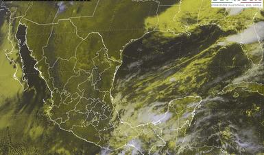 Se prevén tormentas intensas en Oaxaca y Chiapas y muy fuertes en el Valle de México, Tabasco y Veracruz.