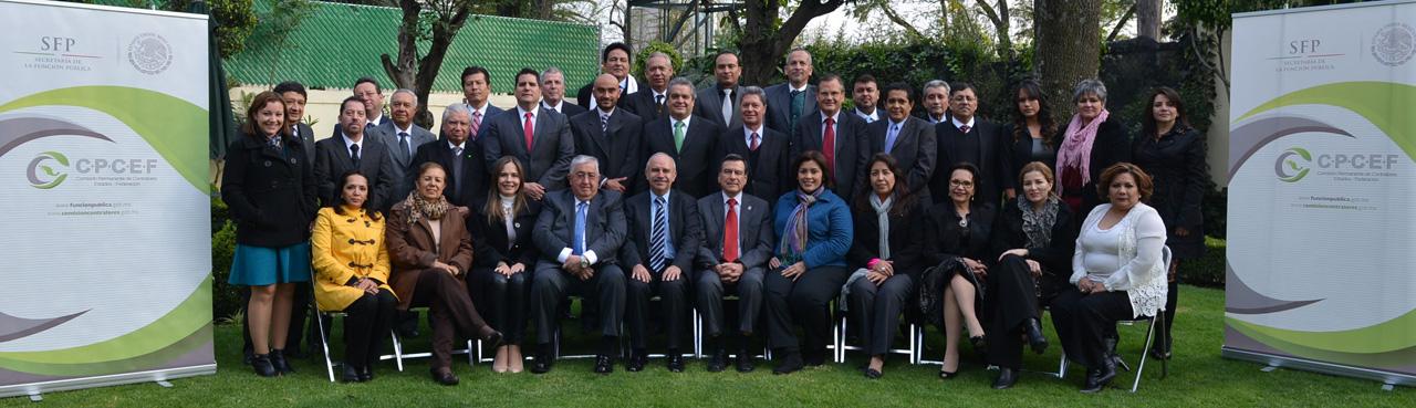 Acuerdan también promocionar en todas las entidades federativas el sistema CompraNet.