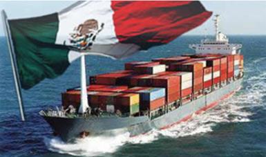 Volumen mensual importado de productos agroalimentarios