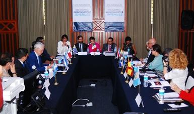 Iberorquestas juveniles surgió conforme a los objetivos fijados en la Declaración de la XVII Cumbre Iberoamericana celebrada en Chile en noviembre de 2007