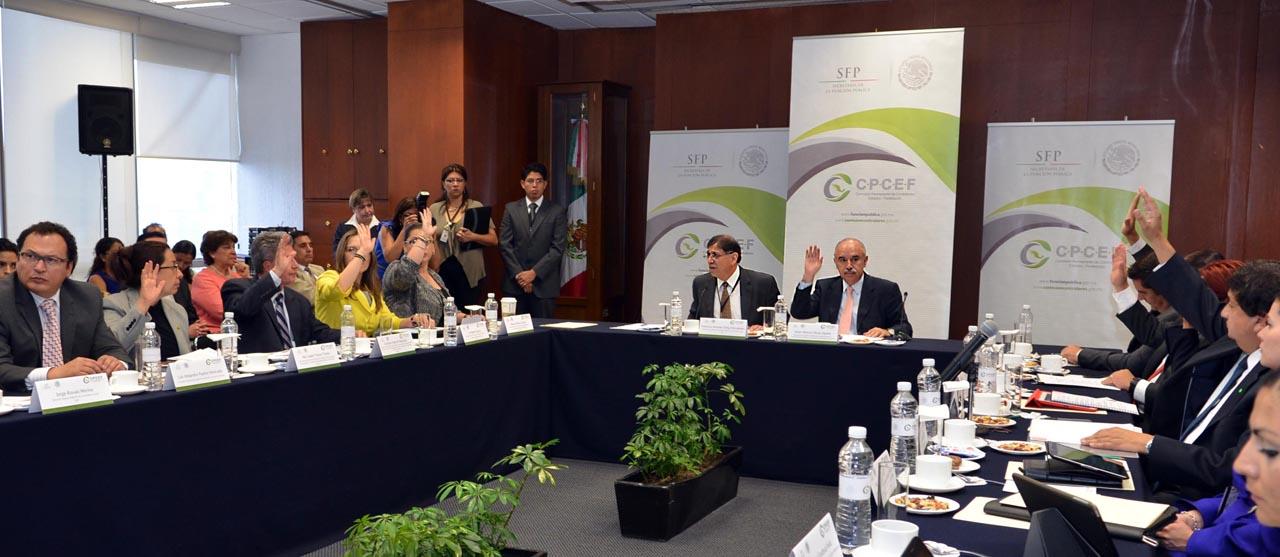 Segunda Reunión Extraordinaria 2014 de la Comisión Permanente de Contralores Estados-Federación.