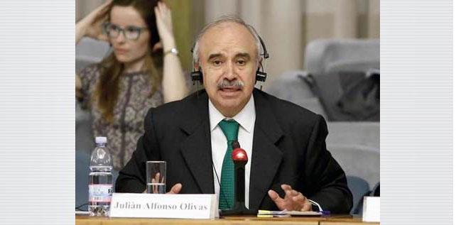 Julián Olivas Ugalde destacó que el 96.56 por ciento de los servidores públicos cumplieron con su declaración patrimonial.