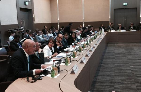Participa México en Consulta Ministeriales rumbo a la COP21.