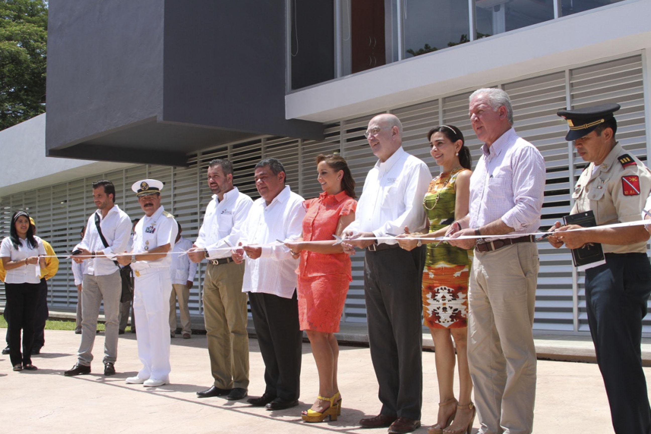 Inauguración de Oficina de la Conafor en Campeche.