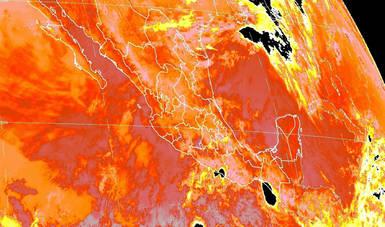 En Nuevo León y Tamaulipas, se prevén tormentas muy fuertes
