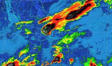 Tormentas muy fuertes se prevén en regiones de Hidalgo, Puebla, Veracruz, Yucatán, Oaxaca y Chiapas