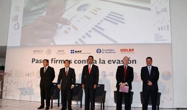 En México se han dado pasos firmes contra la evasión: SAT