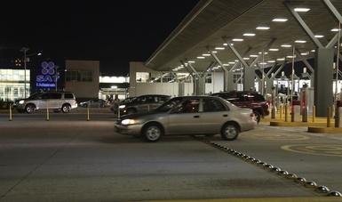 Implementa SAT nuevas acciones para apoyar la operación en la Aduana de Nuevo Laredo