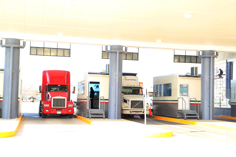 Reabre sat carriles de importaci n en aduana de nuevo for Oficina tributaria