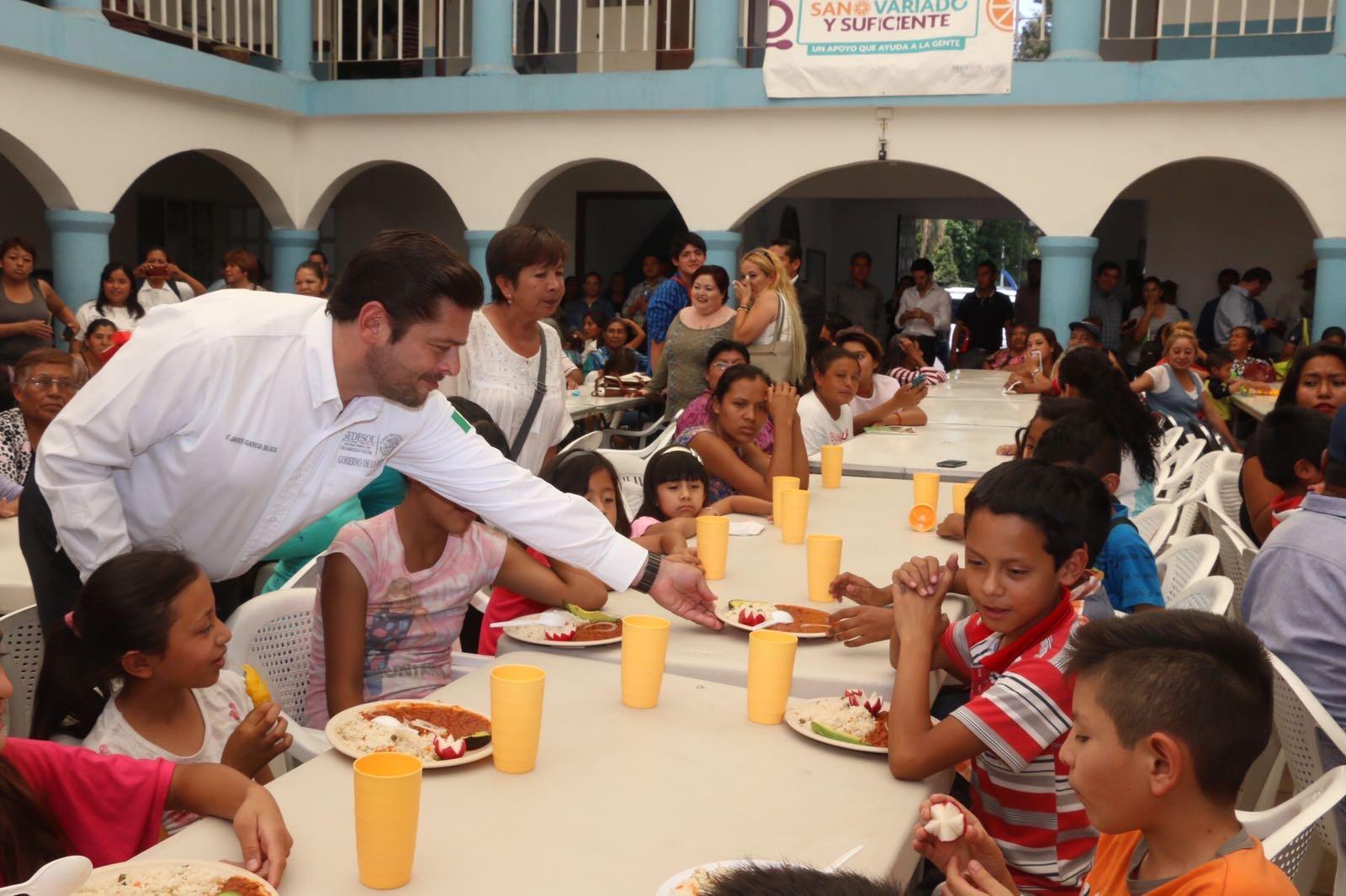 Fortalece Sedesol Comedores Comunitarios En Puebla