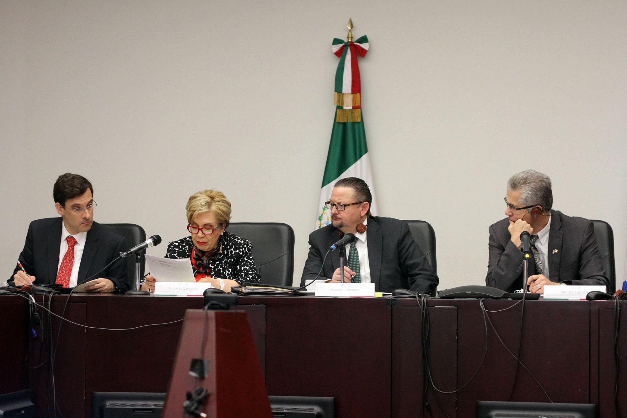 M Xico Estrecha Relaciones Con La Provincia De Quebec