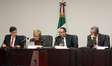 México estrecha relaciones con la provincia de Quebec