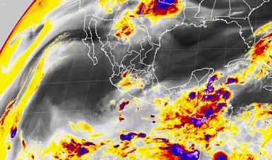 Se prevén, para hoy, tormentas muy fuertes en Puebla, Estado de México, Chiapas, Yucatán y Quintana Roo.