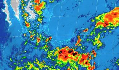 Se prevén tormentas intensas en Chiapas y muy fuertes en Michoacán, Puebla, Oaxaca, Tabasco, Yucatán y Quintana Roo.