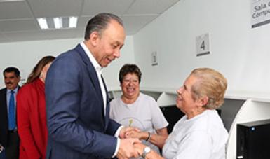 En el ISSSTE los adultos mayores representan más de 2 millones de personas
