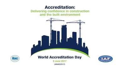 El 9 de junio de 2017 se celebró el Día Mundial de la Acreditación