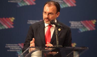 """Mensaje Inaugural de la """"Conferencia sobre Seguridad y Prosperidad en Centroamérica"""" en la Universidad Internacional de Miami, Florida"""
