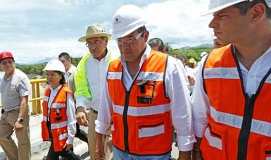 """Son tiempos de solidaridad y trabajo para apoyar a damnificados de las tormentas """"Beatriz"""" y """"Calvin"""" en Oaxaca: Luis Enrique Miranda Nava"""