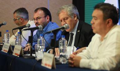 Mensaje del Canciller Luis Videgaray en la conferencia de prensa por la clausura del 47 Periodo Ordinario de Sesiones de la Asamblea General de la OEA