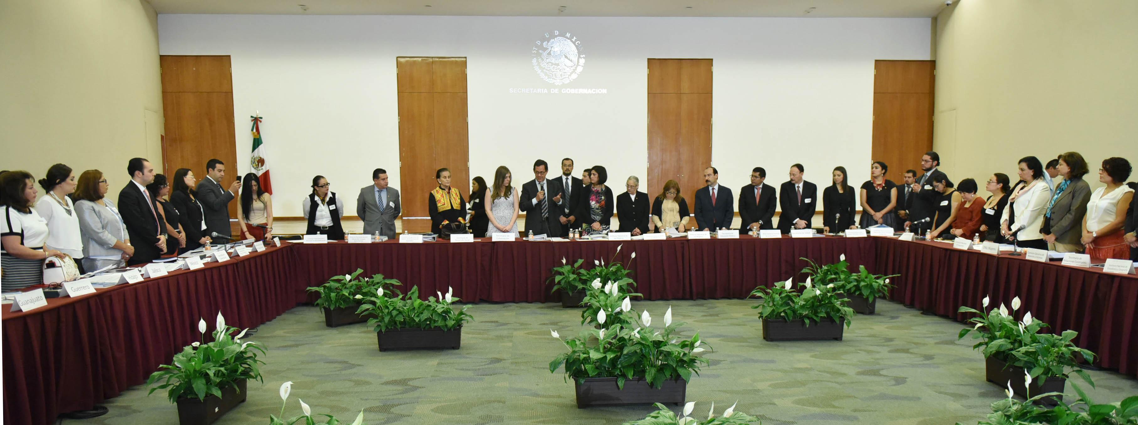 Alerta de Género en el Edo. de México