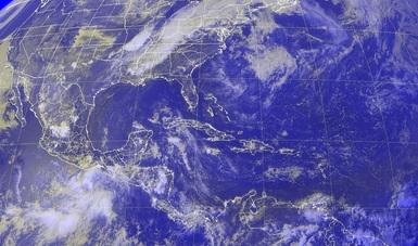 Se prevén tormentas intensas en el sur y el sureste de México durante esta noche.