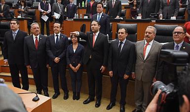Aprueba Congreso por unanimidad nombramiento de Arturo Téllez como nuevo Administrador General de Auditoría Fiscal Federal del SAT