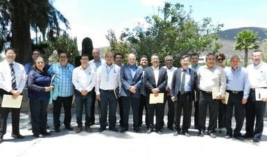 El CENAM en conjunto con la academia desarrollan actividades de formación e investigación en metrología