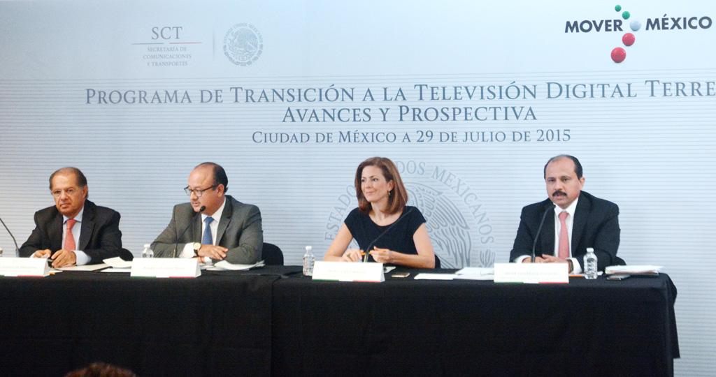 Con la Transición a la Televisión Digital Terrestre nos beneficiamos todos