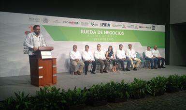 SAGARPA/ASERCA apoyó a 30 beneficiarios del sector agroalimentario