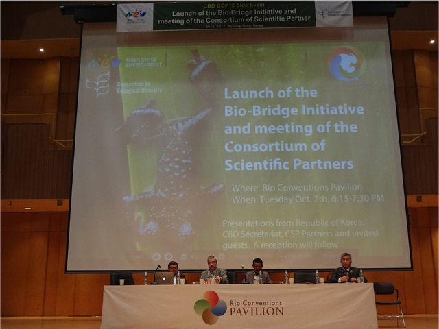 Presentan alianza entre CONABIO e instituciones de Colombia y Costa Rica.