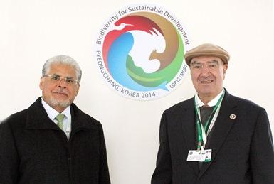 Inicia actividades México en COP12.