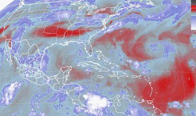 Para Jalisco y Guanajuato se pronostican tormentas intensas durante las próximas horas.