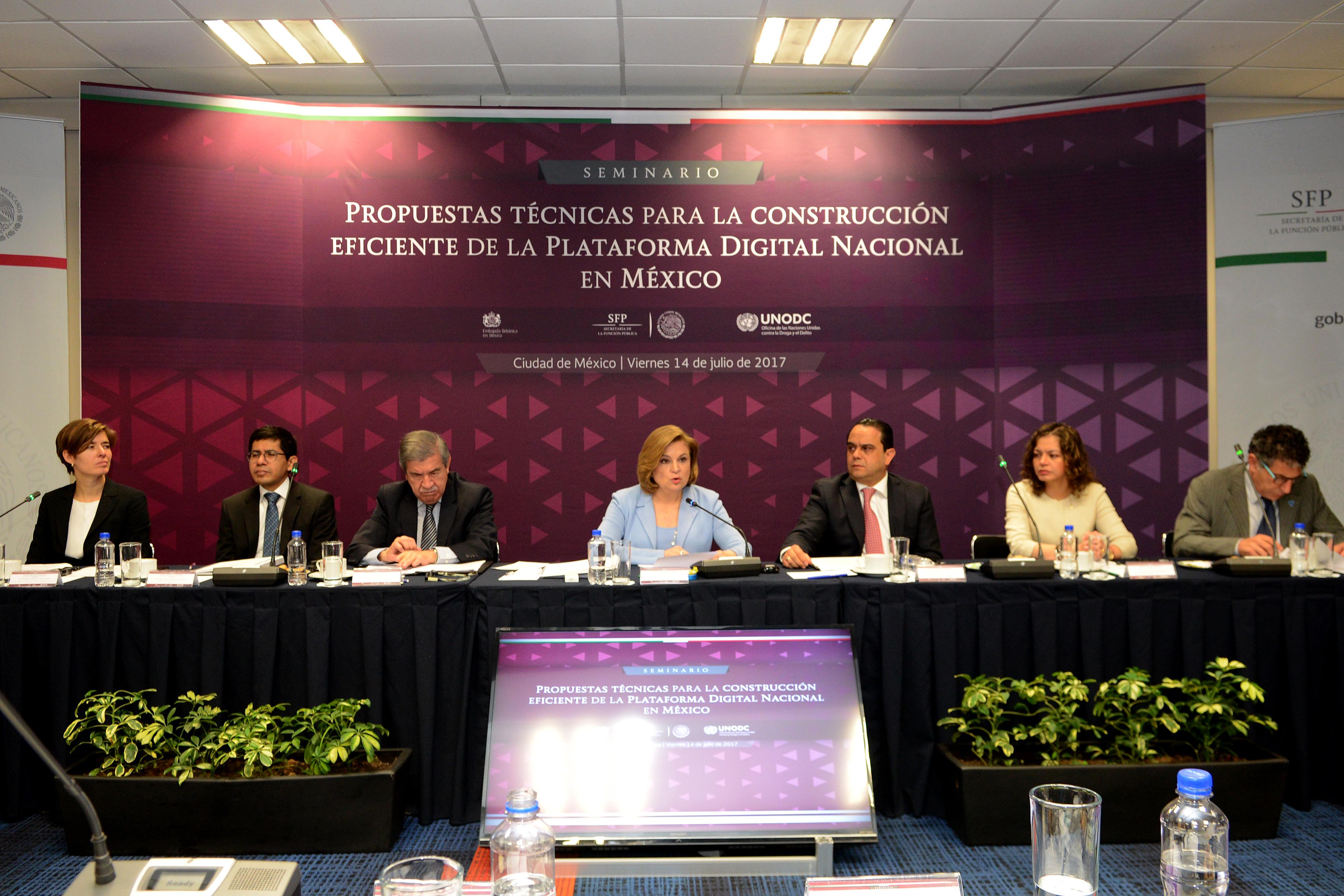 La Plataforma Digital Nacional, herramienta importante para el ...