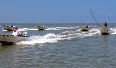 Ordena SAGARPA-CONAPESCA instalar dispositivos de monitoreo en flota pesquera menor, en zonas estratégicas.