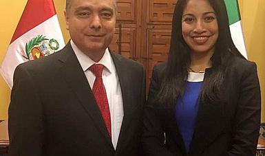 Esta es la primera vez que la Profeco y el Indecopi de Perú formalizan la suscripción de un Memorándum de Entendimiento.