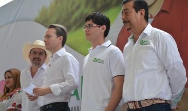 Se trata de Rubén García, destacado alumno ganador de competencias de Física