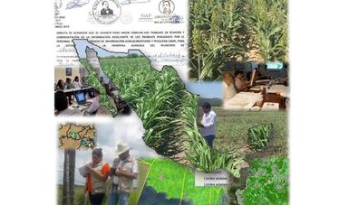 Momentos de la generación de la Frontera Agrícola de México