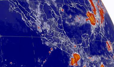 Se prevén tormentas muy fuertes en Guerrero, Oaxaca, Chiapas y Veracruz